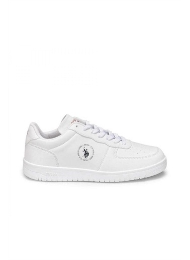 U.S. Polo Assn. Kadın Ayakkabı Dimler 100910047 Beyaz